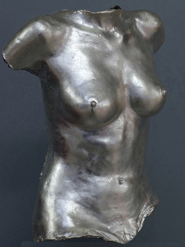 FRIGG-Argent-malte-lehm-sculpture
