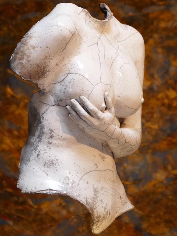 Julye malte lehm artiste sculpteur