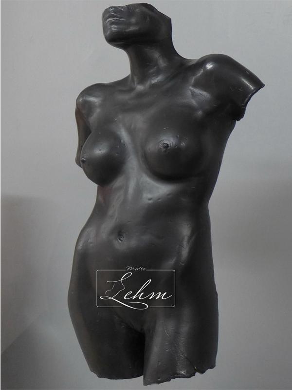 Kylie Sculpture corps malte lehm