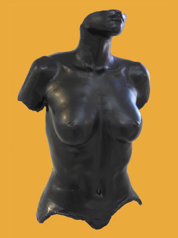 Ania Malte Lehm artiste sculpteur