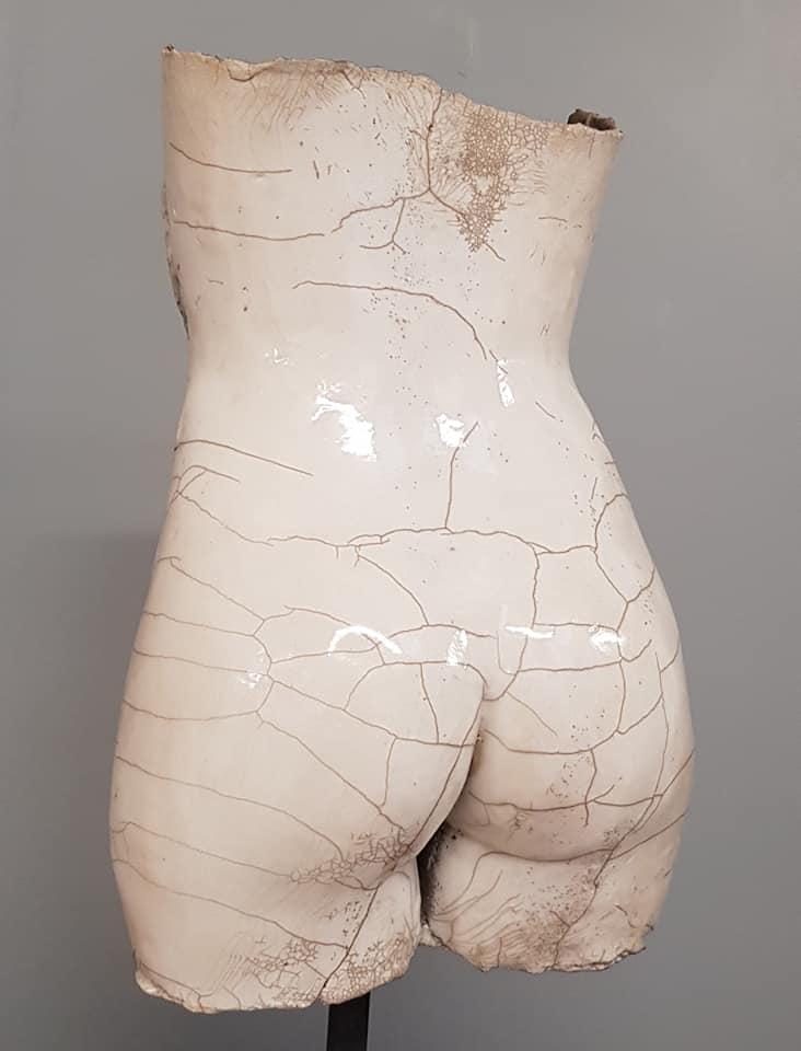 ELIZABET bassin sculpture artiste malte lehm