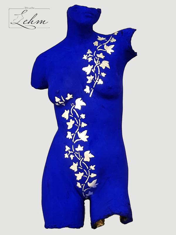 Mogane en bleu KLEIN